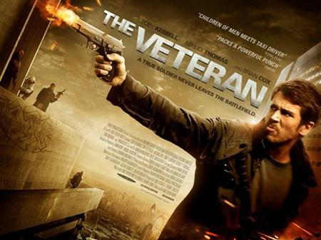Ветеран / The Veteran (2011/HDRip/1400Mb)