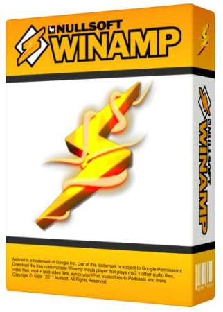 Winamp Pro v5.622 Build 3189 Final + Portable + RePack + Плагины Winamp Lossless +Skins [2011, MLRU