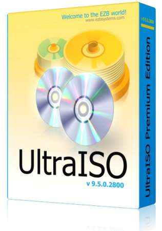 UltraISO Premium Edition 9.5.2.2836 Retail RePack/Portable by KpoJIuK_Labs