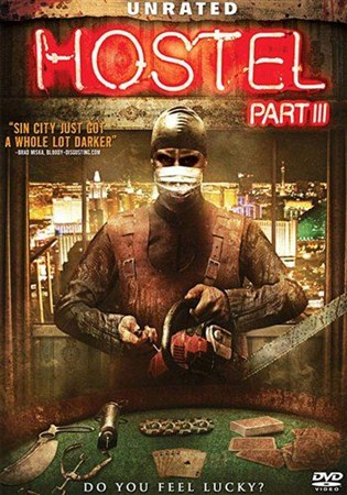 Хостел 3 / Hostel: Part III [UNRATED] (2011) HDRip