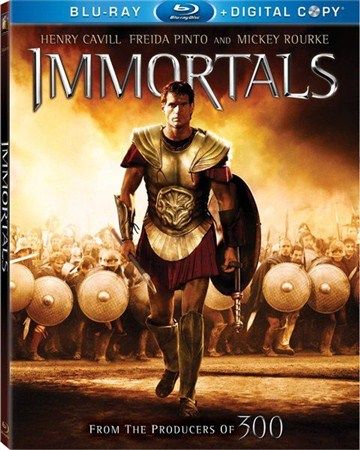 Война Богов: Бессмертные / Immortals (2011/HDRip/2100Mb)