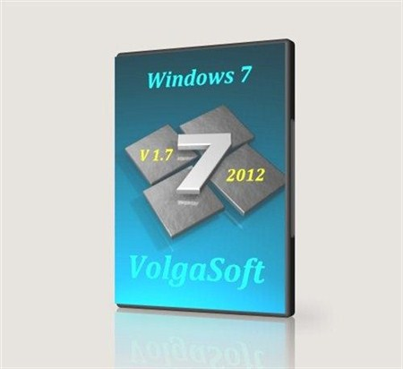 Windows 7 Ultimate SP1 x64 VolgaSoft v1.7 2012
