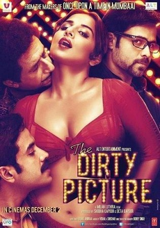 Непристойные фото / The Dirty Picture (2011/DVDRip/2100MB)