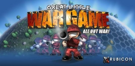 Great Little War Game: All Out War (1.0) [Стратегия, ENG][Android]