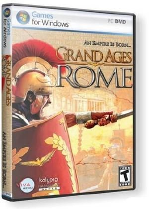 Grand Ages Rome - Expansion Pack (2010/Rus/RePack by Fenixx)