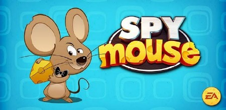 SPY mouse (1.0.1) [Аркада, ENG][Android]