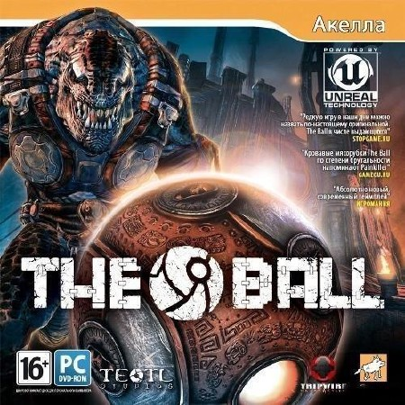 The Ball. Оружие мертвых / The Ball (2010/RUS/RePack by UltraISO)