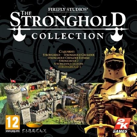 Stronghold - Антология (2011/RUS/RePack by R.G.BoxPack)
