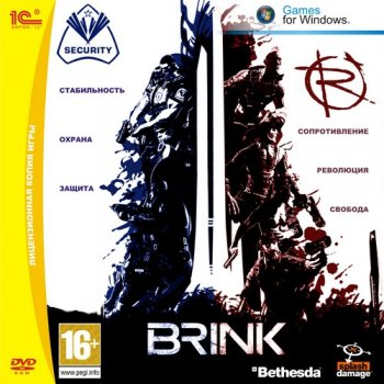 Brink (Upd11 + 1 DLC) (2011/RUS/RePack by R.G.BoxPack)