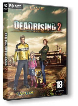 Dead Rising 2 (2010/RUS/ENG/RePack by R.G.Shift)