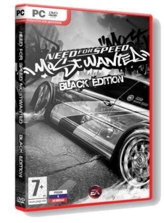 Need for Speed: Most Wanted. Black Edition (2006/Rus/Repack от R.G.Creative)
