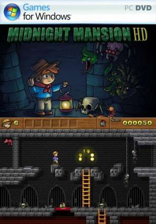 Midnight Mansion HD v1.0.0 (2011/PC/THETA/Eng)
