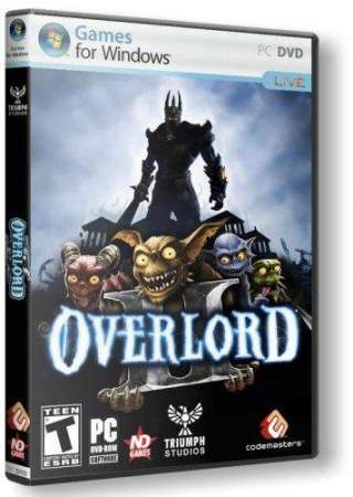 Overlord 2 (2009/RUS/RePack by MAJ3R)