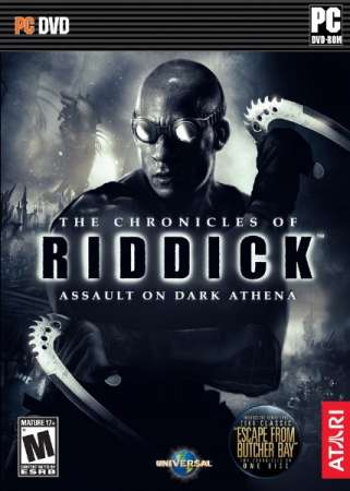 The Chronicles of Riddick: Assault on Dark Athena v.1.01 (2009/ENG/RUS/RePack от R.G. UniGamers)