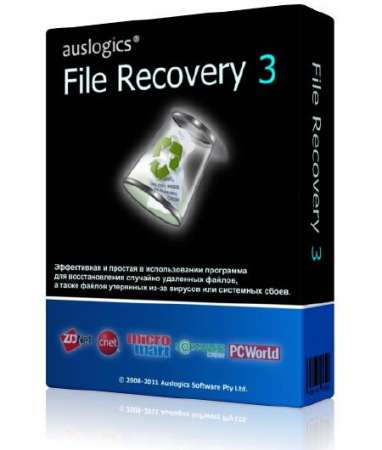 Auslogics File Recovery 3.2.1.0 (x32/x64)