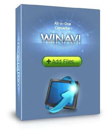 WinAVI All In One Converter 1.6.3.4360