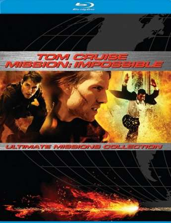 Миссия невыполнима. Трилогия / Mission Impossible. Trilogy 1080p (1996-2006) BDRemux