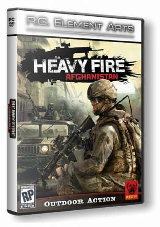 Heavy Fire Afghanistan (2012/ENG/RePack от R.G. Element Arts)