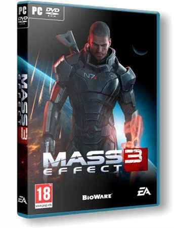 Mass Effect 3: Digital Deluxe Edition (2012/RUS/RePack by R.G. Origami)